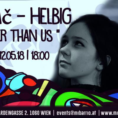 "Konzert: Duo Kovač - Helbig ""Younger than us"""