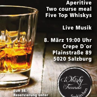 Whisky, Dining & Music